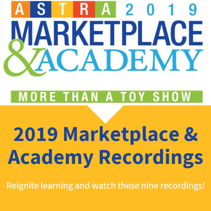 2019 Marketplace & Academy Recordings