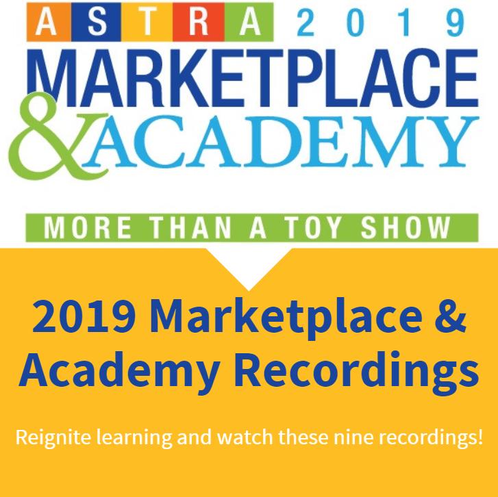 2019 Marketplace & Academy Recordings